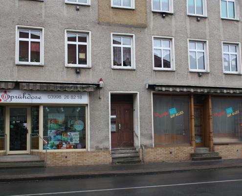 Bild Ansicht Vorderhaus 2016