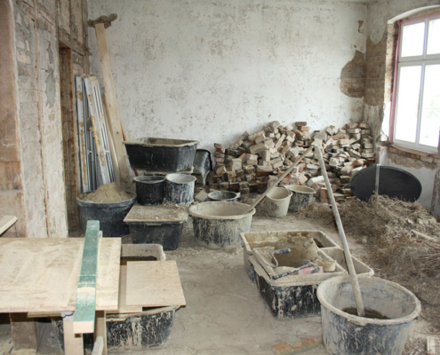 Bild Wohnungen Entkernung